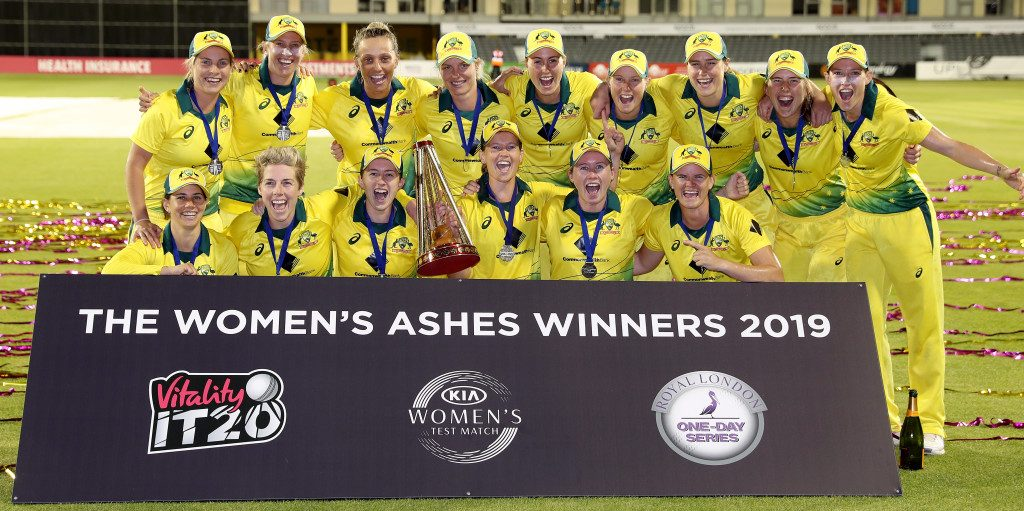 Women's Ashes PA