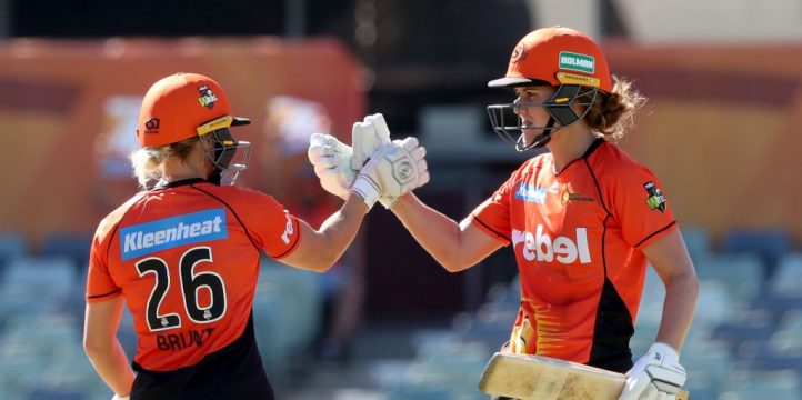 Katherine Brunt Nat Sciver Perth Scorchers England PA