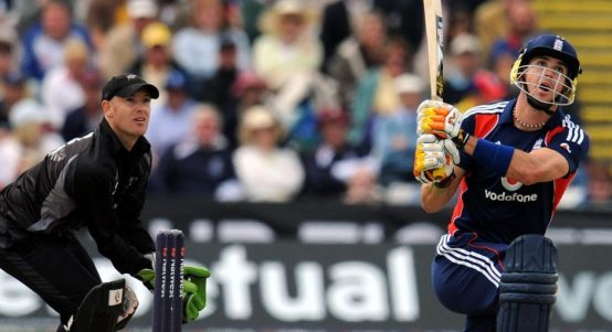 Kevin Pietersen switch hit England New Zealand PA
