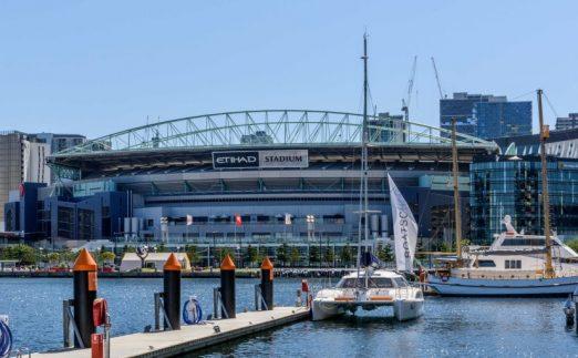 Etihad Stadium Melbourne 2015 PA