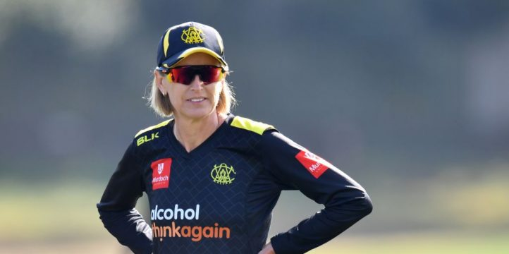 Lisa Keightley Australia England coach PA