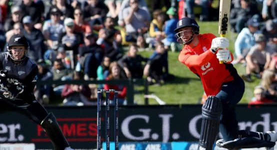 James Vince England New Zealand first T20 PA