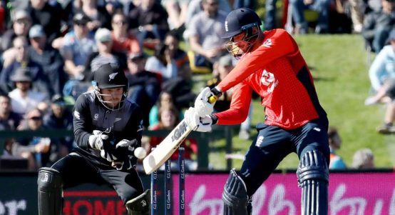 James Vince cut shot England New Zealand PA