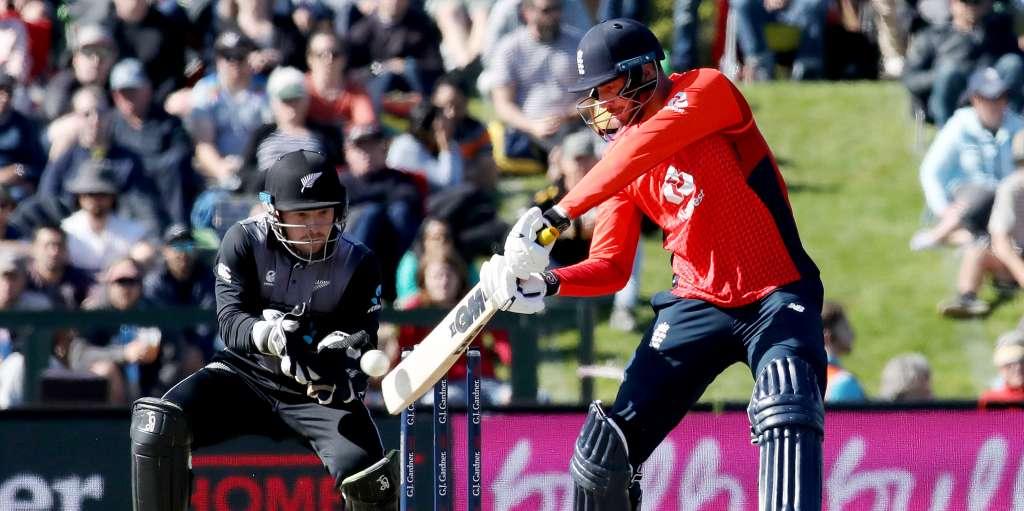 James Vince cut shot England New Zealand PA