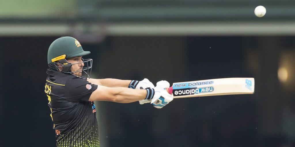 Aaron Finch Australia T20