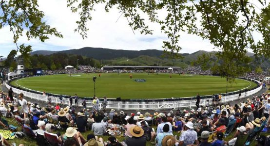 New Zealand England third T20I Nelson PA