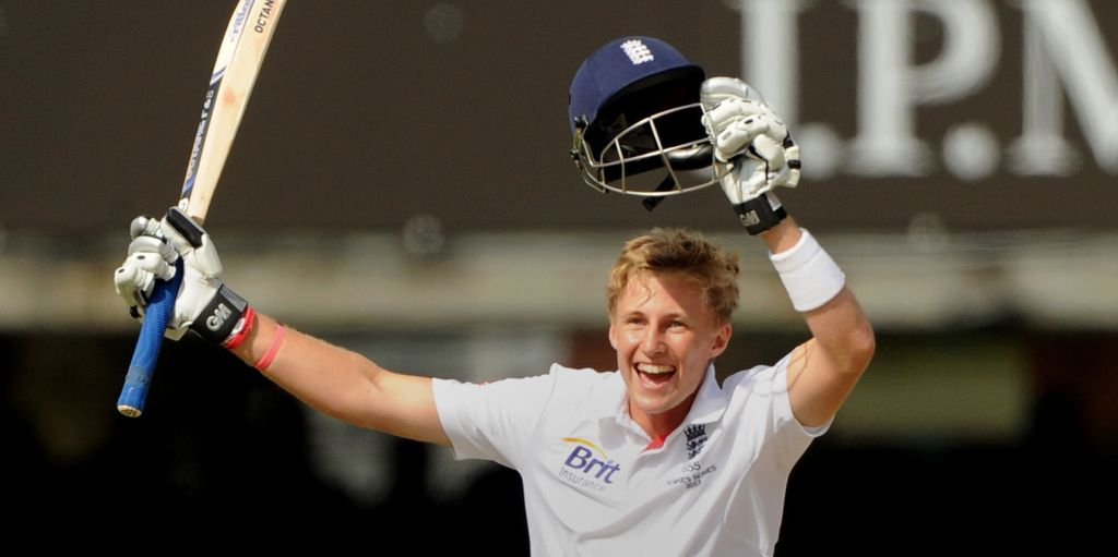 Joe Root hundred Lord's 2013 Ashes PA