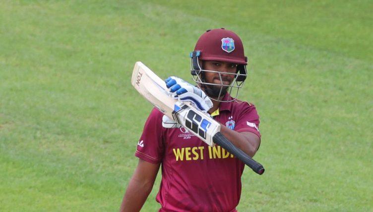 Nicholas Pooran West Indies PA