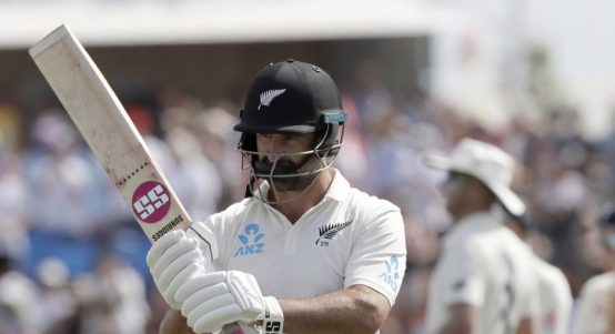 Colin de Grandhomme England New Zealand PA
