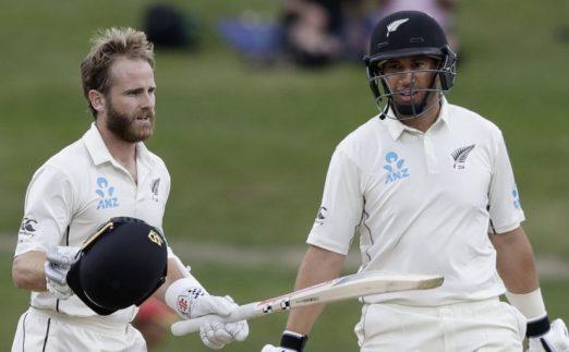 Kane Williamson century New Zealand England PA
