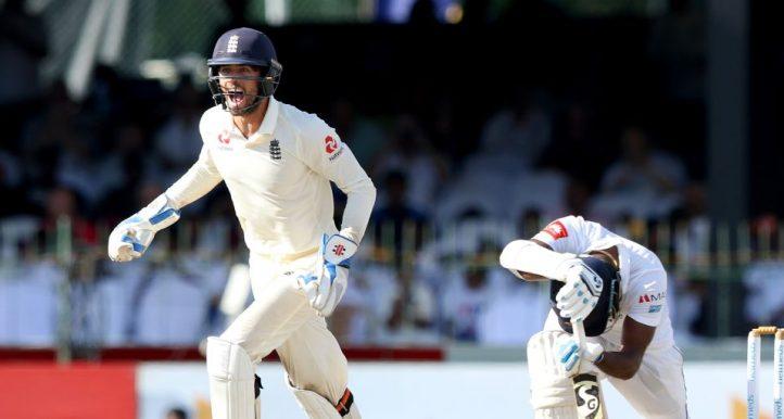 Ben Foakes England Sri Lanka November 2018 PA