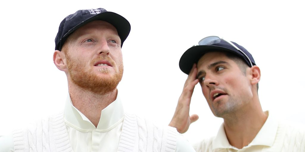 Ben Stokes Alastair Cook Test Team of the Decade