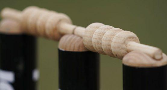 Cricket stumps PA