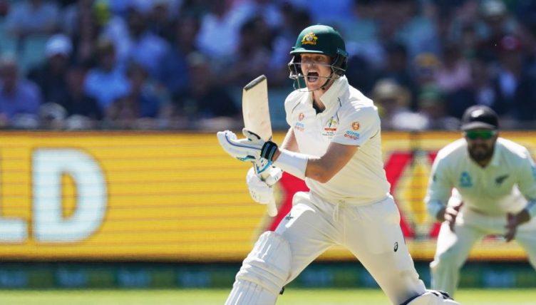 Steve Smith Australia New Zealand Boxing Day Test PA