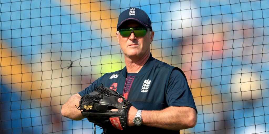 Graham Thorpe England coach PA