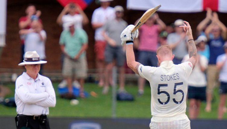 Ben Stokes 100 England South Africa PA