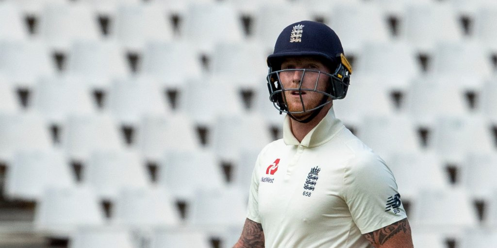 Ben Stokes Johannesburg England South Africa PA