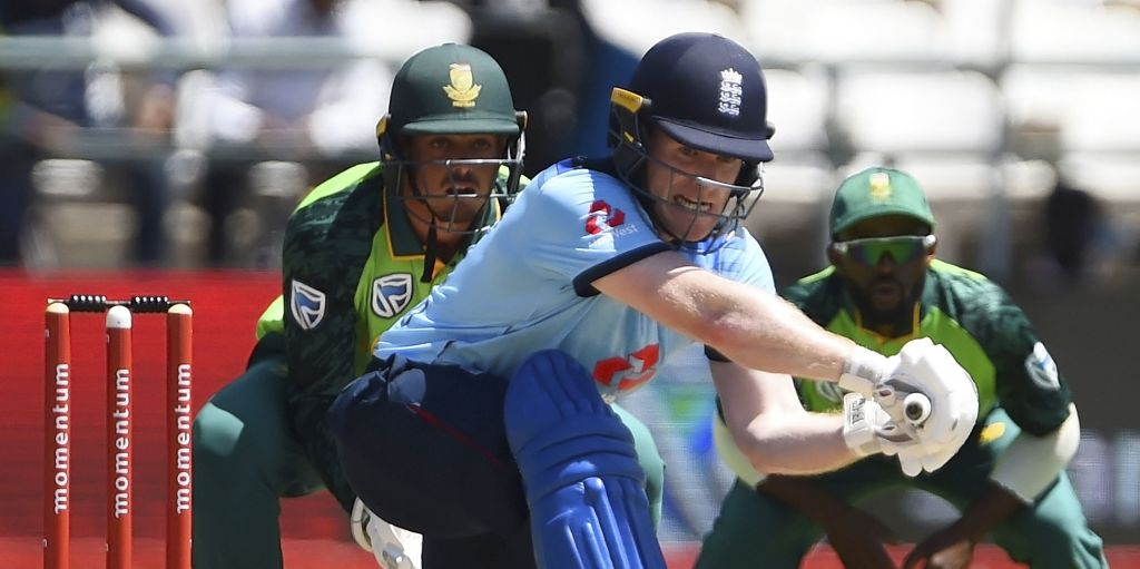 Eoin Morgan South Africa England PA