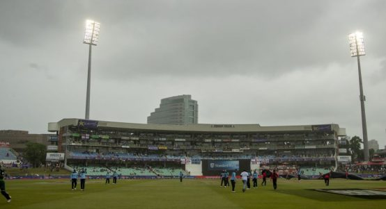 England South Africa 2nd ODI rain