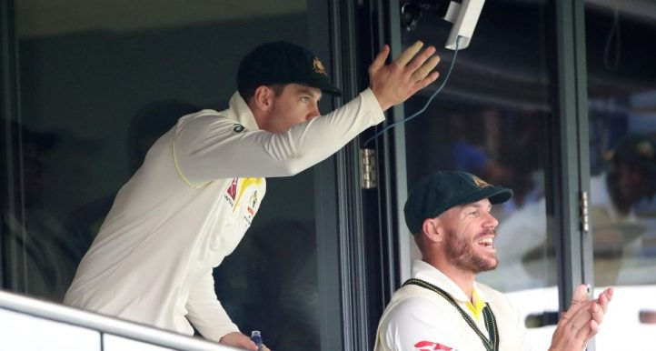 Tim Paine Declarations Ashes Edgbaston