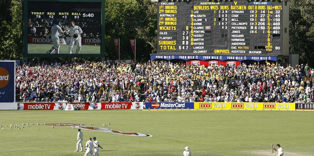England declaration Adelaide 2006