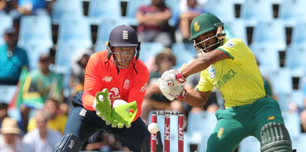 Temba Bavuma Jos Buttler England South Africa T20