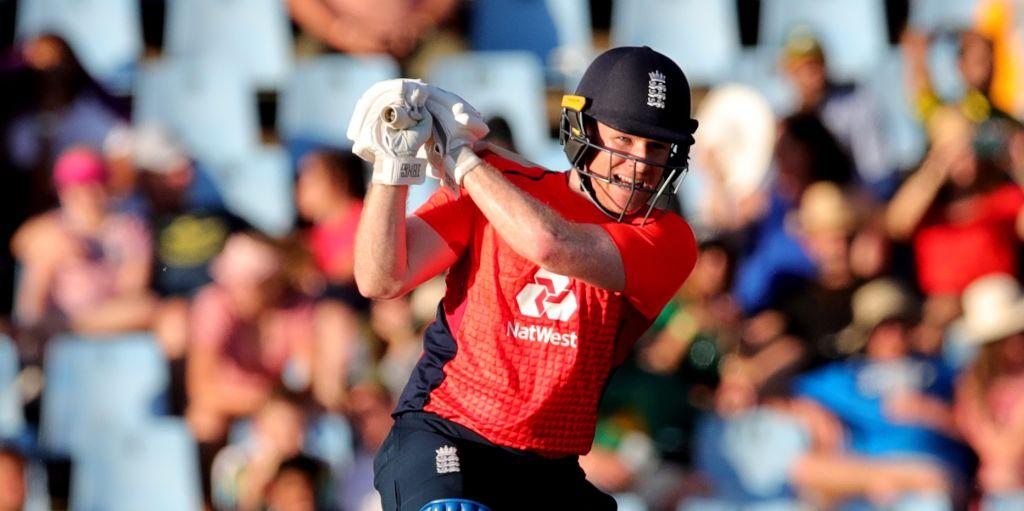 Eoin Morgan England South Africa T20