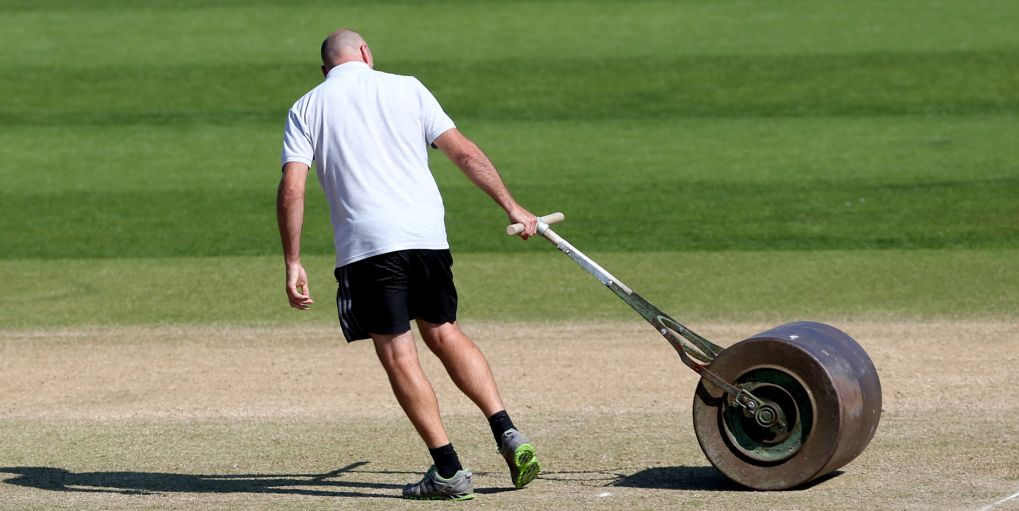 Too wet, too dry, too grassy, too bare – the trials and tribulations of the groundsman