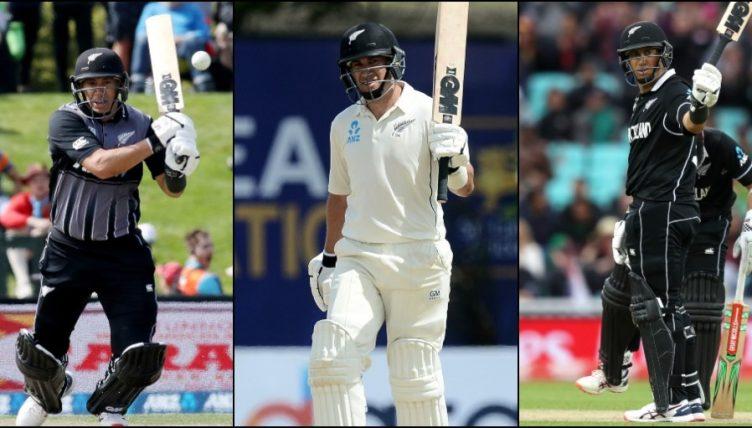Ross Taylor Test ODI T20
