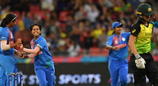 Poonam Yadav India Australia T20 World Cup
