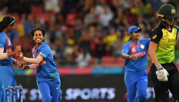 Poonam Yadav India Australia T20 World Cup