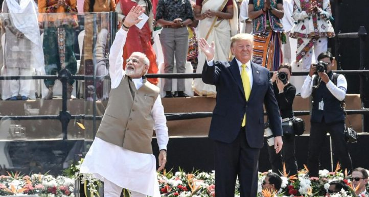 Donald Trump India