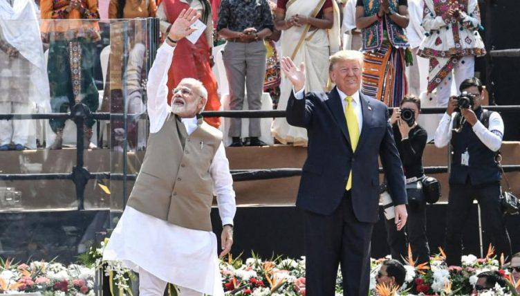 Donald Trump India