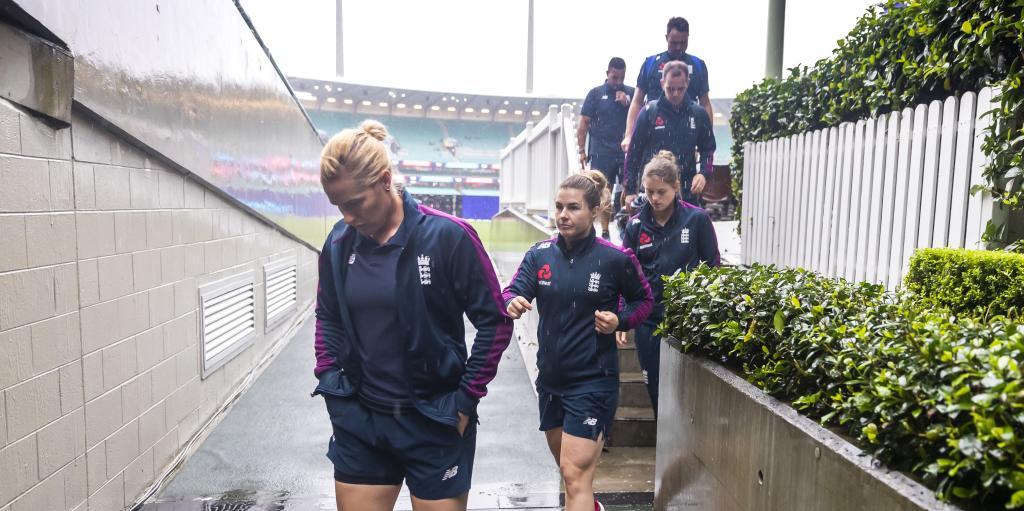 England woe T20 World Cup rain
