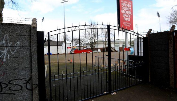 Leicestershire county cricket closed coronavirus