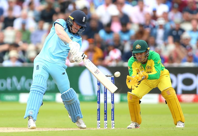 Australia were bested by England in the World Cup at the semi-final stage