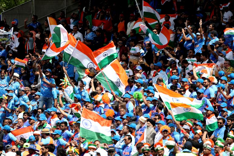 In India cricket is a national obsession