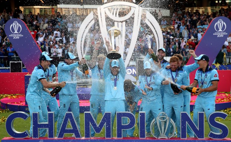 Adil Rashid was an ever-present in England's historic World Cup triumph last year (Nick Potts/PA)