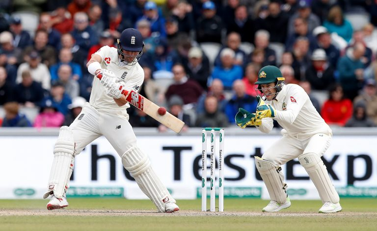 An Ashes century helped Burns establish himself in the England Test side