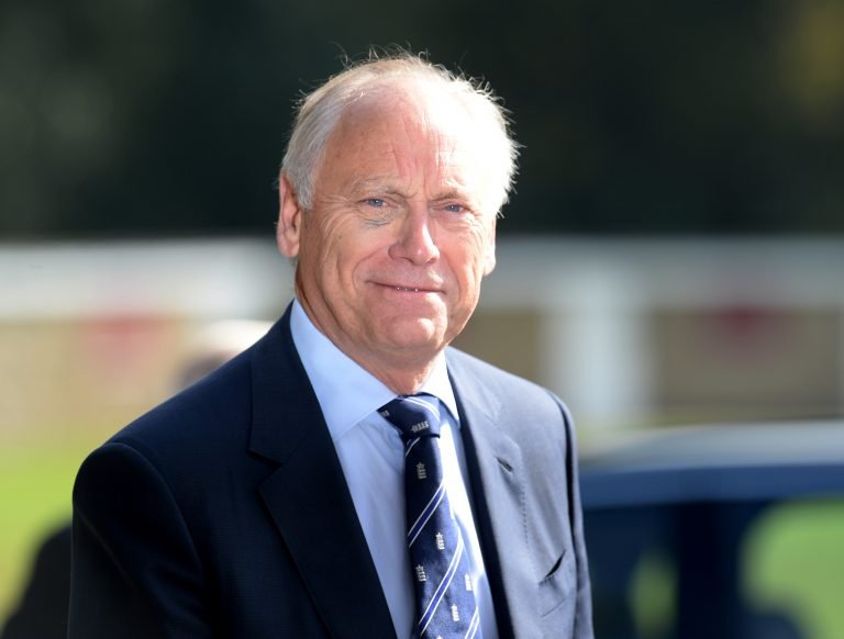 Colin Graves sits as chairman of the ECB.