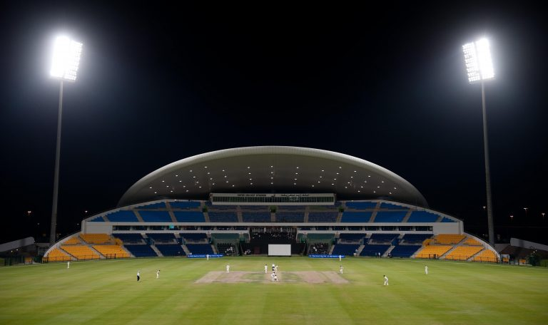 Sheikh Zayed Stadium in Abu Dhabi is a potential neutral venue this winter.