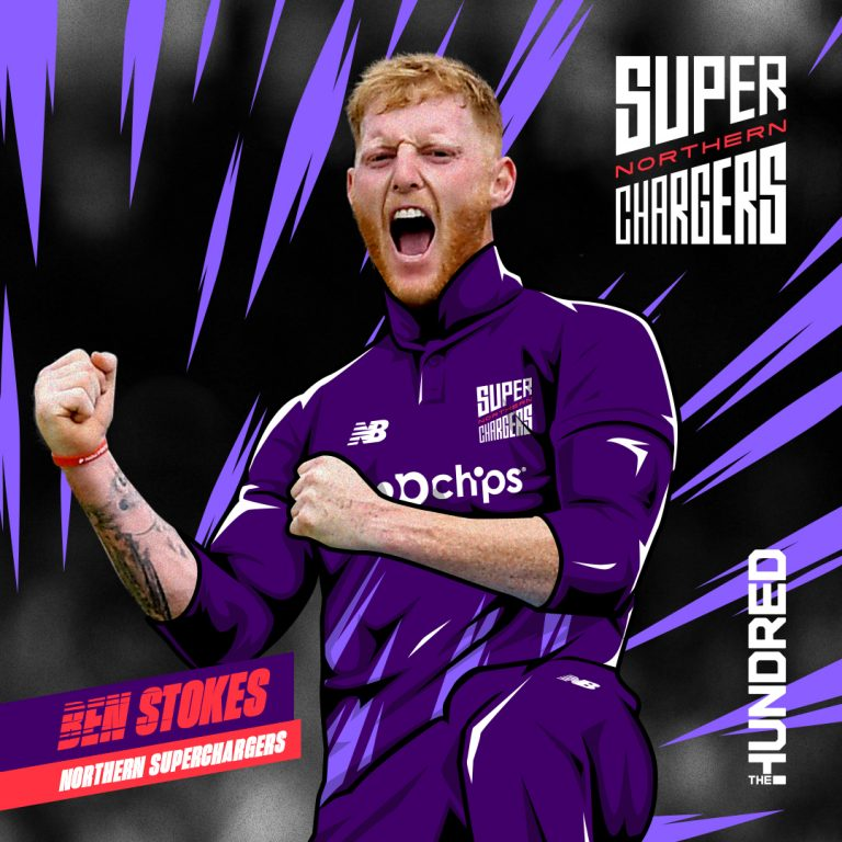 Ben Stokes was selected by the Northern Superchargers, one of eight teams in The Hundred (ECB/PA)