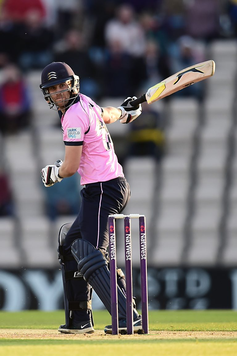 Cricket – Natwest T20 Blast – Hampshire v Middlesex – The Ageas Bowl