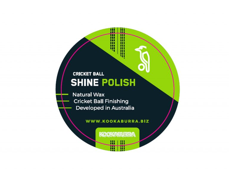 Kookaburra have developed an applicator to help safely shine cricket balls.