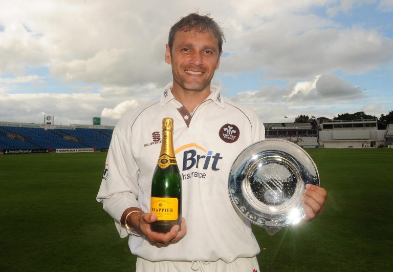 Mark Ramprakash joined the club in 2008.