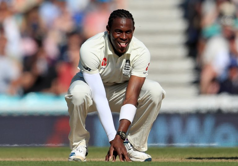 Jofra Archer has revealed his concern for Steve Smith during last summer's Ashes.