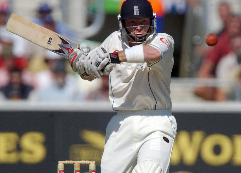 Ian Bell was making his England bow in the series 15 years ago.
