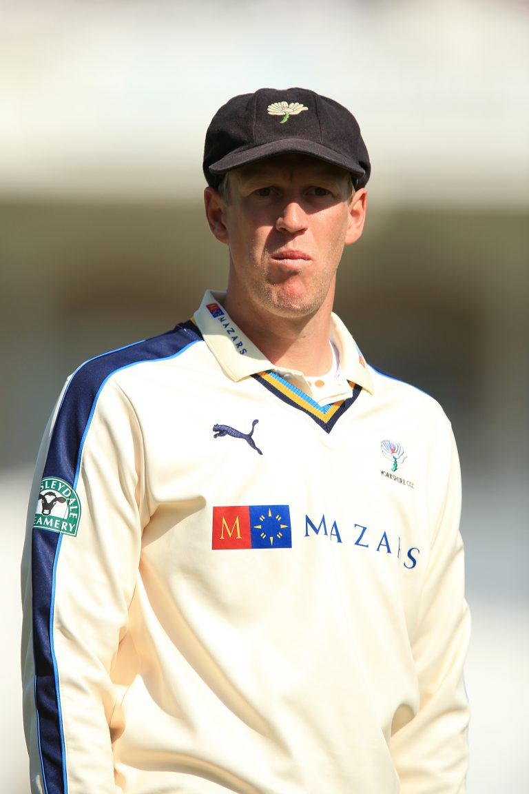 Yorkshire captain Steve Patterson is interested in a regional competition.