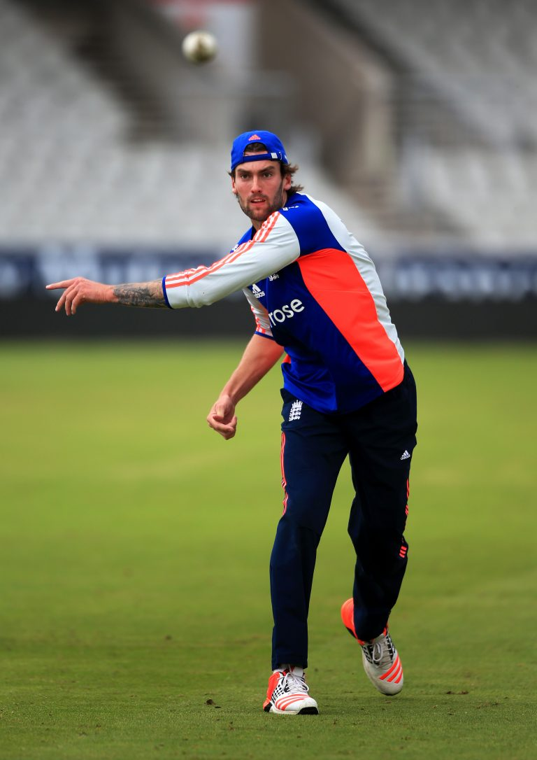 Reece Topley has not played for England since 2016.