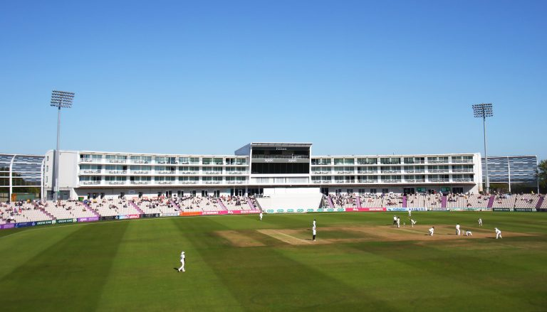 The Ageas Bowl will host the first Test between England and the West Indies